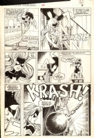 Peter Parker, The Spectacular Spider-Man 125, page 4 Comic Art